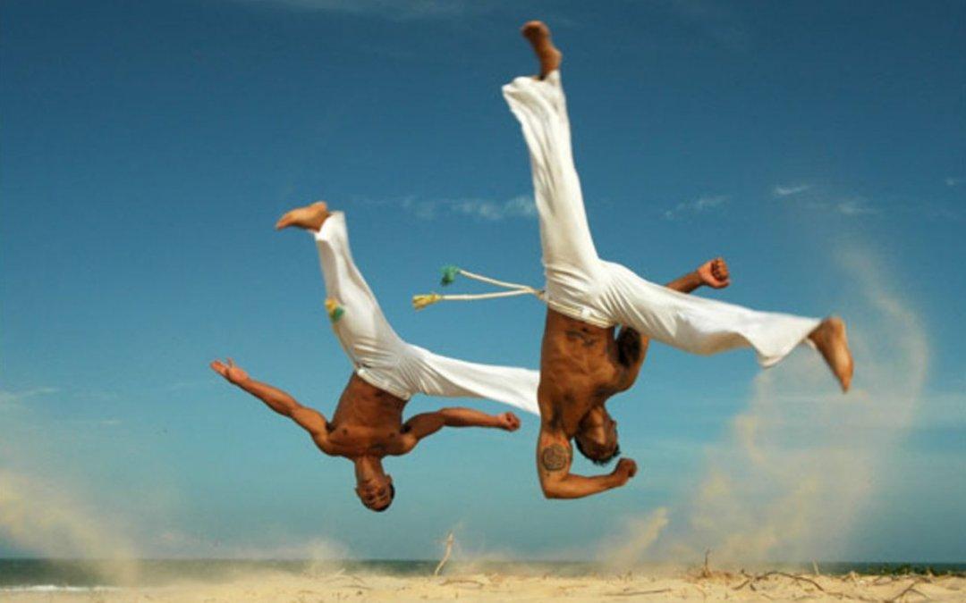 Miscare de inceput de primavara: Capoeira