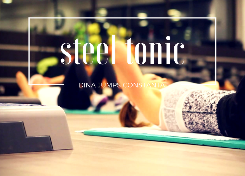 Steel Tonic si corpul la care visezi!