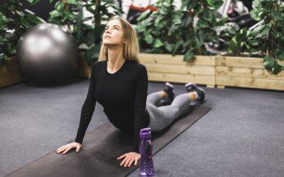 Beneficiile claselor de Pilates