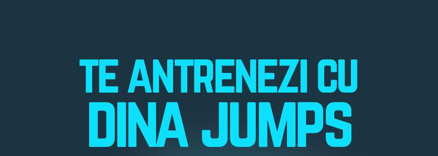 antrenament dina jumps