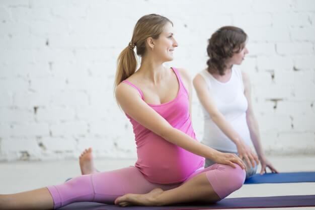 pilates gravide